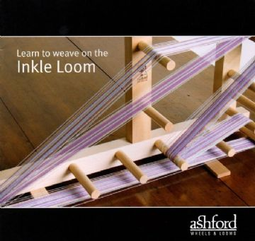 Learn to weave on the Inkle Loom